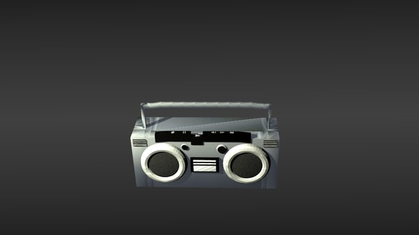 boombox 3ds free
