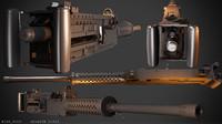50.cal Machine Gun