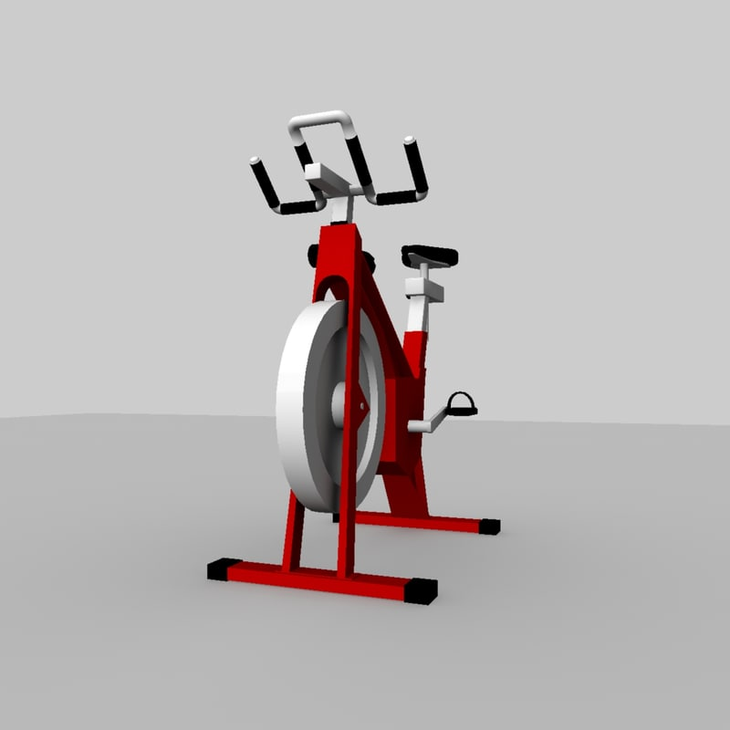 spinning bike max