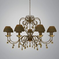 max traditional chandelier shades glass