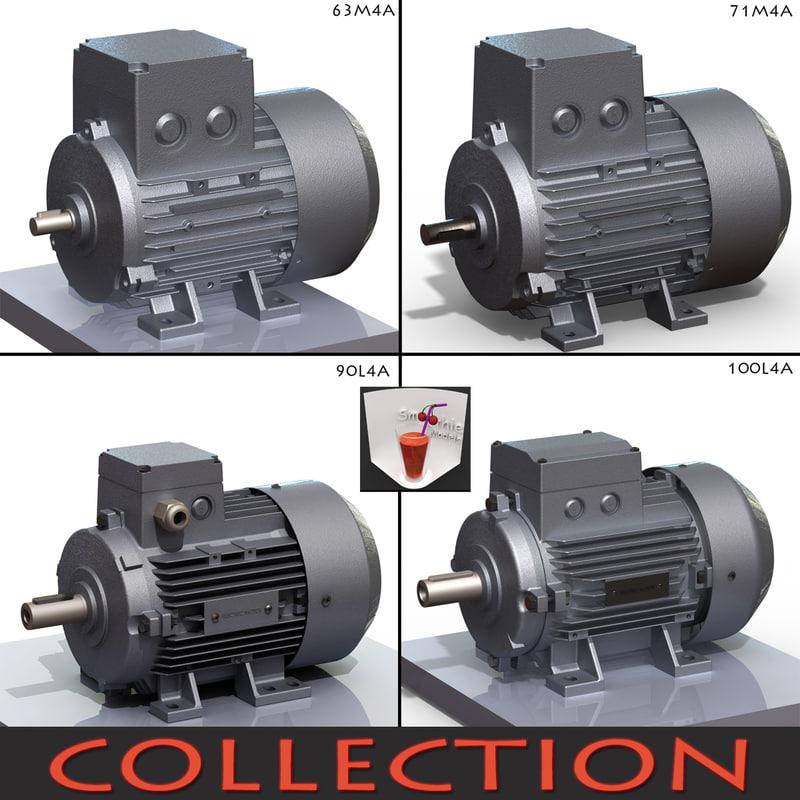 maya electric motor pack