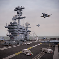 CVN 74 Collection
