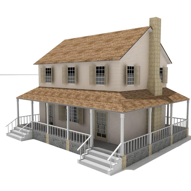 architectural designed 3d 3ds
