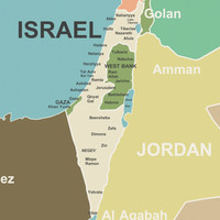 political israel neighbouring nations s