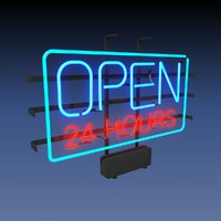 Neon Sign 02