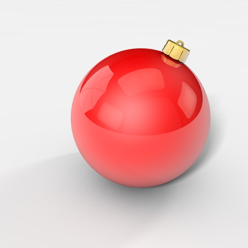 christmas toy obj free