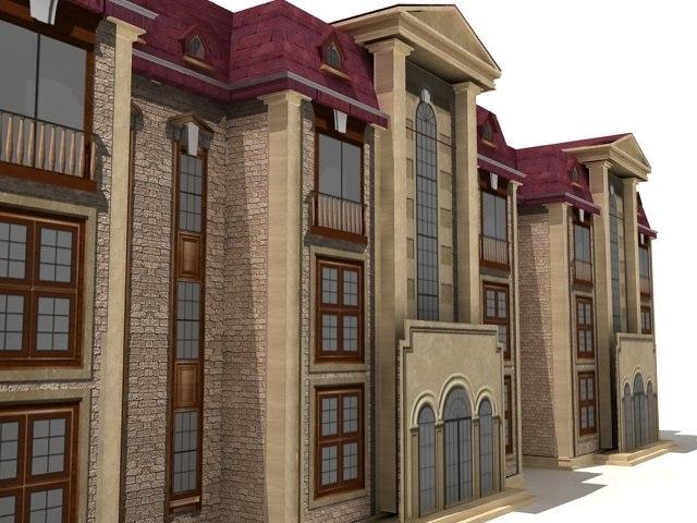 palace res 3d model