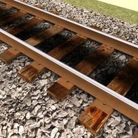 tracks 3d max