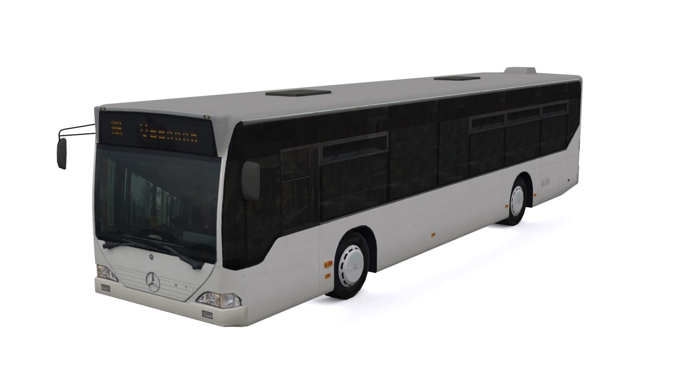 3ds citaro real scale