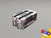 max sci-fi crate