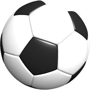 soccer ball loader 3d model