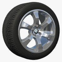 sport rim tread wheel obj
