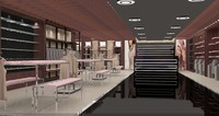 3d shopping designs