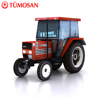 tumosan 74 80n tractor games 3ds