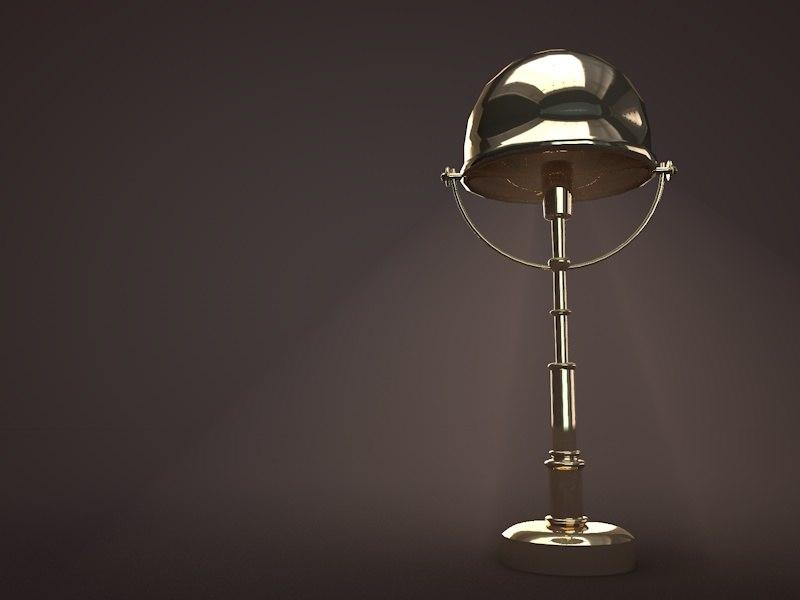 c4d ralph lamp