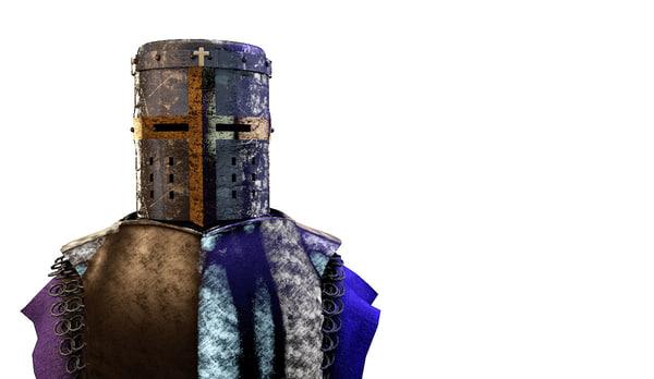 helmet ivanhoe c4d free