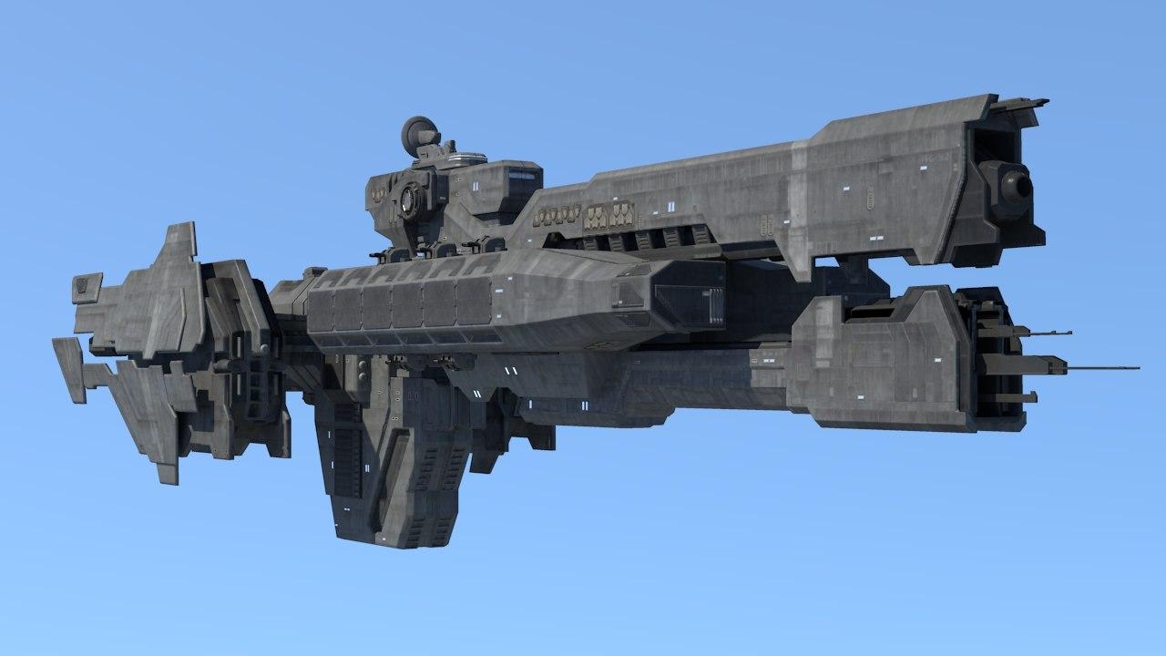 maya heavy frigate 1