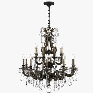 max schonbek sophia 6959 chandelier
