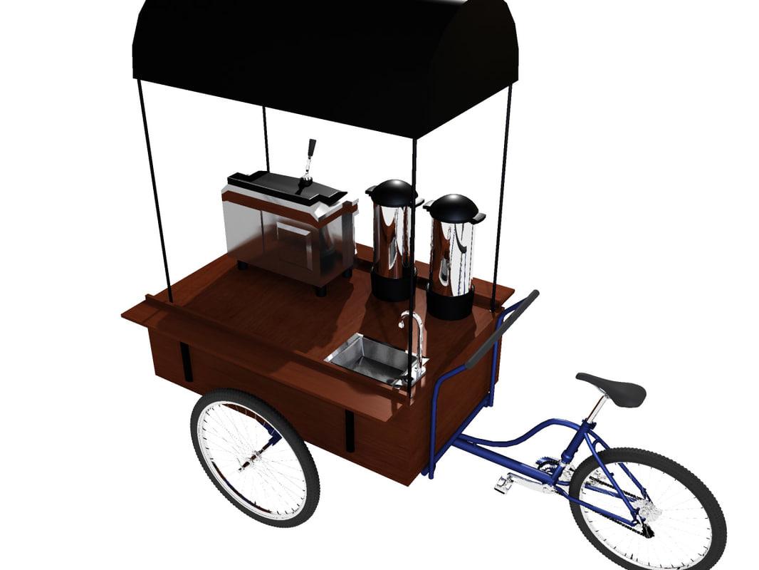 maya cafe cart