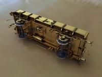 wagon 2 magnus HO