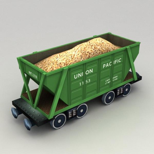 grain hopper max