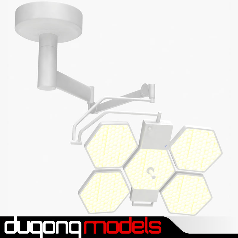 3dsmax dugm04 light operating lamp