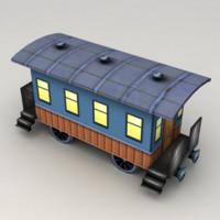 max railway coach