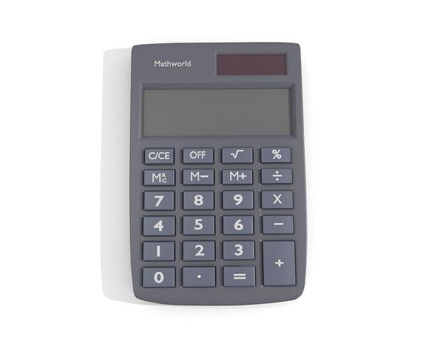 fbx calculator