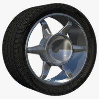 maya rim sport wheel tread