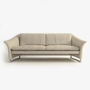 3ds max enora sofa