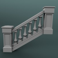 Balustrade 002_st06p