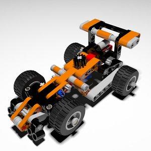 lego technic 3ds