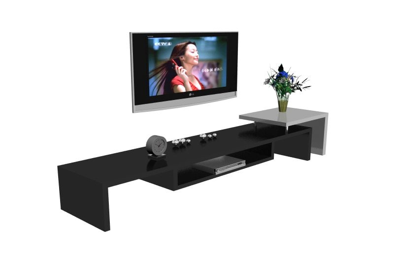 tv rack max