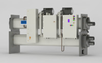 Chillers_McQuay_Water Cooled Frictionless Magnetic Chiller