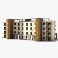 3dsmax apartment