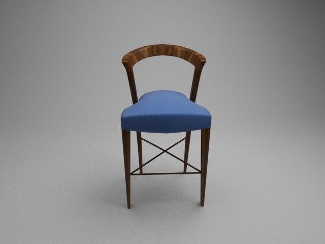 chair 3d x