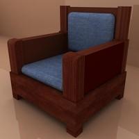 3d custom sofa