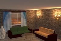 Evening room