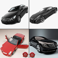 3d model business cars