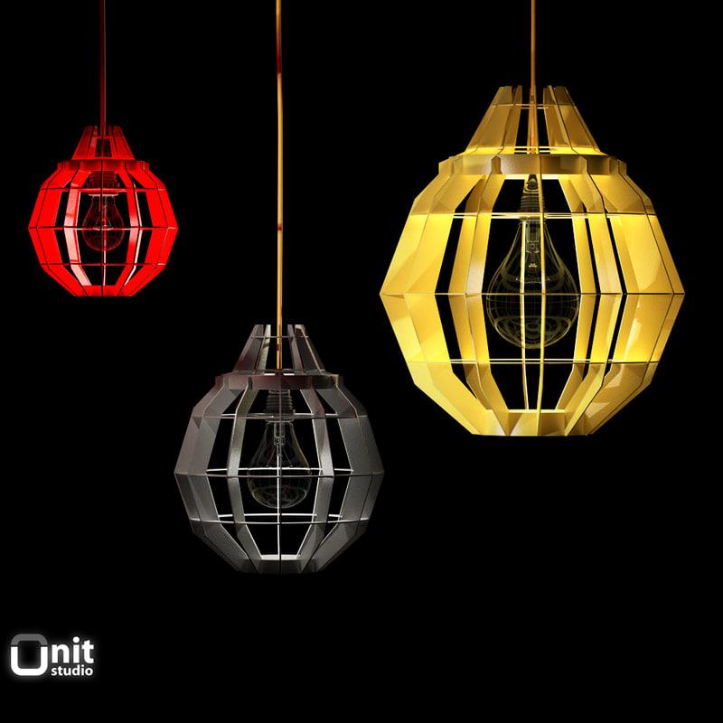 max cage lamps darestudio