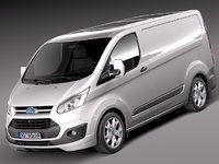 Ford Transit Custom 2013 Van