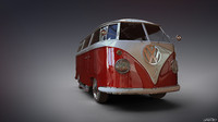 Volkswagen VW Camper Van as featured in Expose 11
