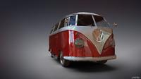 Volkswagen VW Camper Van as featured in Expose 11