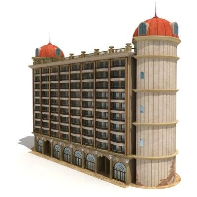 max royal hotel