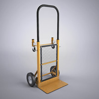 Multi purpose sack truck