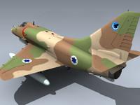 3d early skyhawk