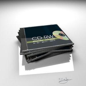 cd case stack blend