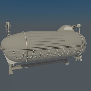 3d boat boat