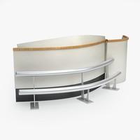 3d model counter