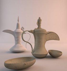 3d teapots